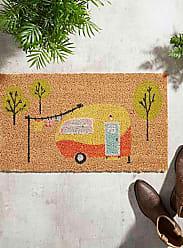 Simons Maison Retro camping door mat 40 x 70 cm