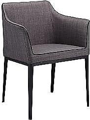 DesigneIt by Moe's Lotus Armchair