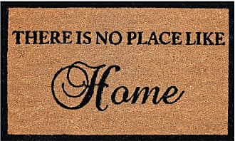 Dynamic Rugs Vale There Is No Place Like Home Doormat - VA233459190
