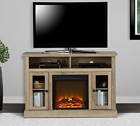 Ameriwood Home Chicago 50 in. Electric Fireplace TV Stand - 1764196COM