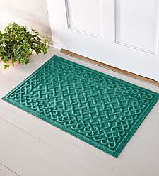 Bungalow Flooring Waterhog Cable Weave Doormat, 3 x 5