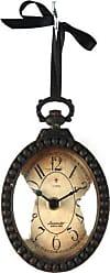 Zentique Zentique Vintage Oval Clock