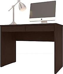 JB Bechara Escrivaninha Mesa Para Computador 6080 Cor Caramelo