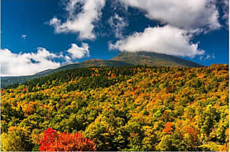 Noir Gallery White Mountains of New Hampshire Metal Wall Art - FI-08-MP-08