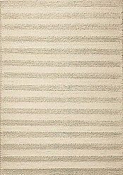 Kas Rugs KAS Oriental Rugs Cortico Collection Area Rug, 33 x 53, Winter White