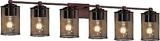Justice Design Wire Mesh Tetra MSH-8426-10 Bathroom Vanity Light - MSH-8426-10-CROM