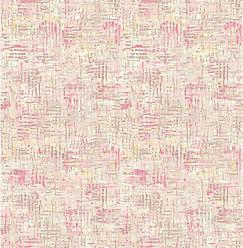 Brewster Home Fashions Avalon Magenta Weave Wallpaper - 2718-004029