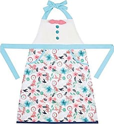 Peking Handicraft Hummingbirds Apron 26x33