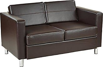 Office Star AVE SIX Pacific Loveseat