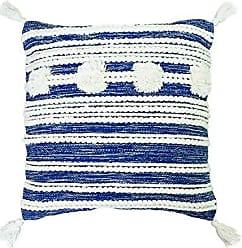 Foreside Home And Garden 20X20 Hand Woven Blake Pillow