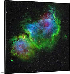 Great Big Canvas The Soul Nebula Canvas Wall Art - STRGE100030S_24_16X16_NONE