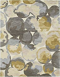 Surya Rivera 8 x 10 Area Rug, Lime