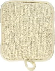 Winco USA Winco PH-9W Beige Terry Pot Holder with Pocket, 12-Piece Count, 9.5-Inch by 8.5-Inch