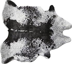 Loloi Rugs GRANGC-03IVCC6280 Grand Canyon Area Rug, 6-2 x 8, Ivory/Charcoal