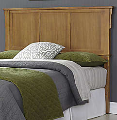 Home Styles 5180-511 Arts & Crafts Bed Headboard, Queen, Cottage Oak