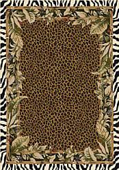 Milliken Carpet Signature Collection Jungle Safari Oval Area Rug, 310 x 54, Emerald