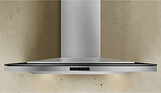 Zephyr 36W in. Layers Wall Mounted Range Hood with Black Glass - ALA-M90BBX