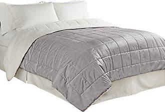 Ellery Homestyles Beautyrest Eiffel Warming Technology Blanket, Twin, Gray