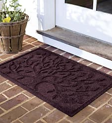 Bungalow Flooring Waterhog Tree of Life Doormat, 3 x 5