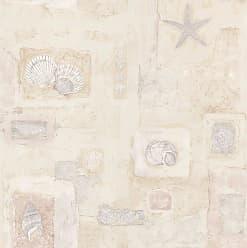 Brewster Home Fashions Evie Seashell Mosaic Wallpaper Light Pink - 2532-37349