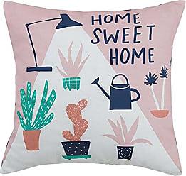 Peking Handicraft Makers Collective Life is Sweet Reversible, 16x16 Throw Pillow