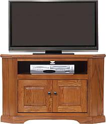 American Heartland 41 in. Oak Corner TV Stand - Assorted Finishes - 93730LT