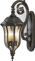 Feiss Baton Rouge 12 Outdoor Lantern in Bronze Finish