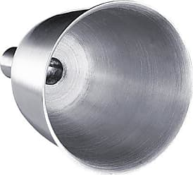 Visol Products Visol Stainless Steel Flask Funnel, Chrome