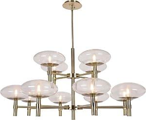 Access Lighting 52094LEDDLP Grand 12 Light 42 Wide LED Chandelier