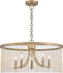 Golden Lighting 1771-5 PRL Marilyn 5 Light 25 Wide Taper Candle
