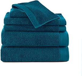 Westpoint Home CLASSIC EGYPTIAN COTTON 6 PIECE TOWEL SET BY IZOD - 2 Bath Towels, 2 Hand Towels, 2 Wash Cloths - Premium, Soft, Absorbent - Sport, Home - Machine Washable - New Pool