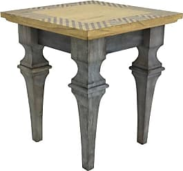 222 Fifth Rue MontMartre Rectangular Accent End Table