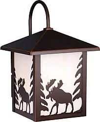 Vaxcel Yellowstone OW36983BBZ Outdoor Wall Sconce - OW36983BBZ