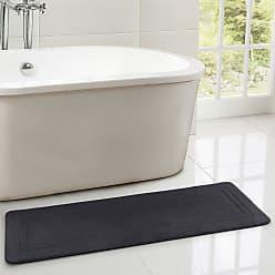 VCNY Verona Memory Foam Bath Runner Chocolate - VER-RUN-2460-GP-CH
