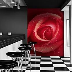 Ideal Decor Rose Wall Mural - DM368