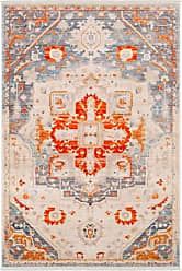 Ashley Furniture Home Accents Ephesians 5 X 7 9 Area Rug Orange