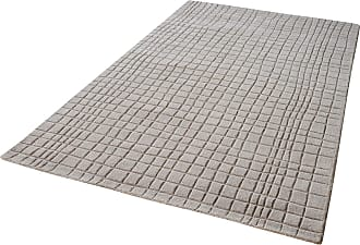 Dimond Home Blockhill Handwoven Wool Rug In Chelsea Grey - 5ft x 8ft
