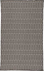 Jaipur Living Rugs Jaipur Living Crover Indoor/ Outdoor Geometric Gray/Silver Area Rug (5 X 8)