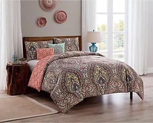 VCNY Palaci Reversible Comforter Set by VCNY, Size: Twin - PC0-4CS-TWXT-IN-MU