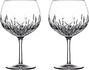 Waterford Lismore Balloon Glasses - Set of 2