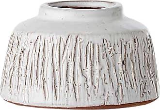 Bloomingville Vas Vit Terrakotta streck 6 9fa1d026b615f