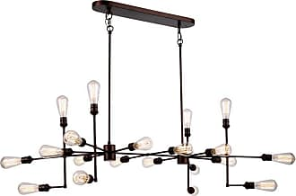 Urban Classic Ophelia Collection 49 in. Chandelier Polished Nickel - 1139D49PN