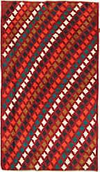 Nain Trading Baluch Rug 66x310 Dark Grey/Orange (Afghanistan, Hand-Knotted, Wool)