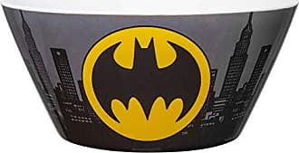 Zak designs BATZ-0361 DC Comics Kids Soup Bowl, 27 oz, Batman