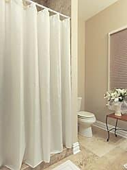 Ottomanson Ottomanson Shower Curtain, Frost Privacy