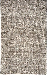 Rizzy Home BRIBR360A12372608 Brindleton Collection Hand-Tufted Wool Area Rug, 26 x 8, Brown/Gray/Rust/Blue