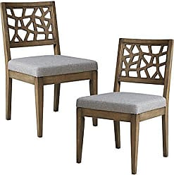 Ink + Ivy Ink+Ivy Dining Chair (Set of 2) Light Grey/See Below