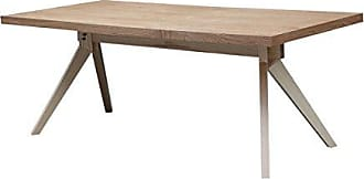 Kardiel DT ASH Audrey Mid-Century Modern Dining Table, Natural Wood
