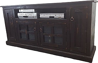 American Heartland 68.5 in. Rustic TV Stand - Assorted Finishes - 30866RAM