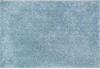 Loloi Rugs COZYCZ-01LB005076 Cozy SHAG Area Rug, 5-0 x 7-6, Lt. Blue